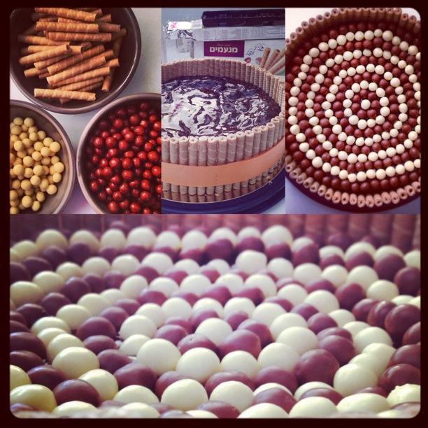 איך מכינים את עוגת יום הולדת קלאסית